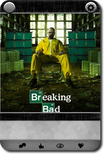 All Hail the King: Breaking Bad Season 5 Poster Released