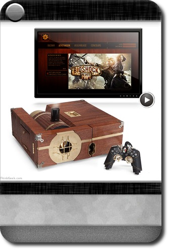 Interests : Steam-Powered Gaming Cabinet | Carddit