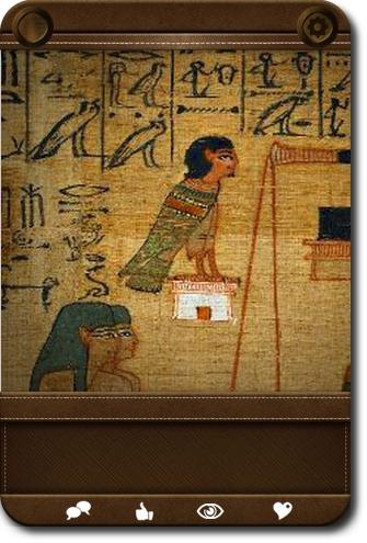 довольно быстро, ка и ба у египтян для